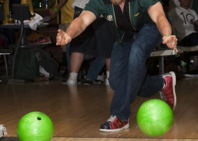 A's Community Fund Bowling Bash